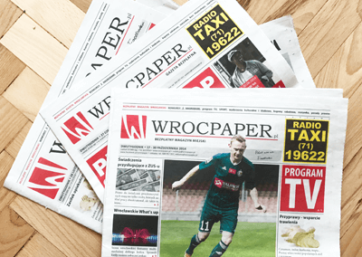 projekt sklad gazeta
