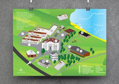 Mapa Jakubus