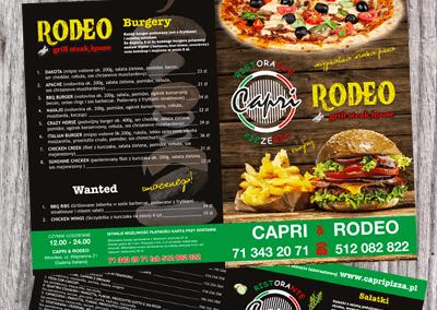 materiały reklamowe capri